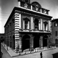 Cesena, Palazzo del Ridotto, 1893 circa (BCM Fondo Casalboni, FCP 53)