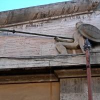 Casa del mutilato, esterni