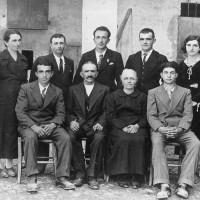Ritratto della famiglia Cervi.