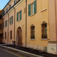 La casa delle sorelle Jacchia in corso Comandini