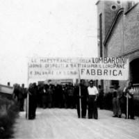 Manifestazione Lombardini, 1948ca