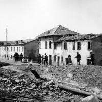 Casa Vandini Cavalli a Filo.