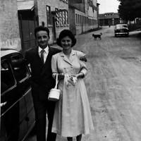 Matrimonio in via Galliano, Lombardini Motori, 1955