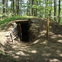 Bunker Sul Monte Terminale, Montese