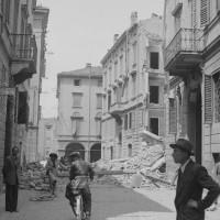 Bombardamenti in Via Taglio.