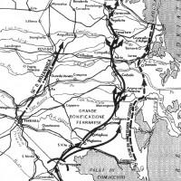 L'avanzata della 28ª Brigata Garibaldi