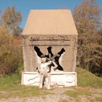 Monumento ai partigiani stranieri, Civago