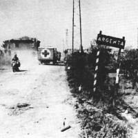 18 aprile 1945, liberazione di Argenta.