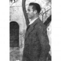 """l Comandante """"Paolo"""" (Alberto Araldi) della Divisione Piacenza, fucilato nel cimitero urbano il 7 febbraio 1945"""