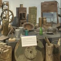 L'allestimento del Museo.