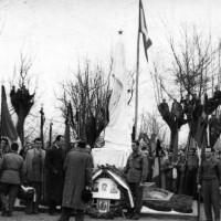 Commemorazione degli avvenimenti di Fabbrico (1945).