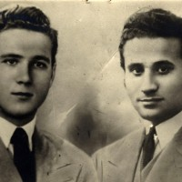 Vanes e Bruno Pinardi