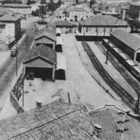 """Stazione della """"Littorina"""": un binario congiungeva direttamente l'Arsenale militare"""