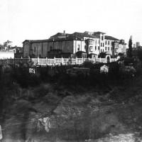 Il vecchio Ospedale Maggiore