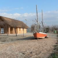 La nuova sede del centro visite con aula didattica.