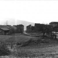 Osacca, frazione di Bardi nell'alta Val Noveglia.