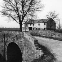 Località Zanchetta in un'immagine del 1982 (foto di Corrado Fanti).