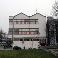 Gli ex spazi Arrigoni oggi occupati da scuole e università