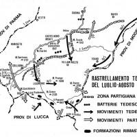 Rastrellamento tedesco del luglio-agosto 1944.