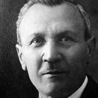 Enrico Franchini, ultimo sindaco di Cesena prima dell'occupazione del Comune da parte dei fascisti (30 ottobre 1922)