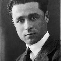 1928. Antonio Manuzzi a 26 anni (Foto archivio Bruno Evangelisti)