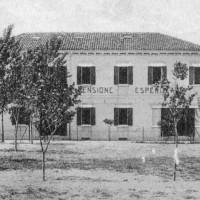 Bellaria-Igea Marina. Pensione Esperia.
