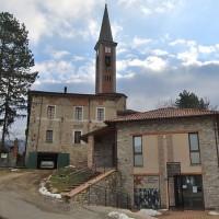Il Museo della Resistenza di Sperongia di Morfasso: l'esterno.