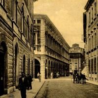 Cesena, Corso Garibaldi, 1925-1936 circa (BCM Fondo Bacchi cartoline, FCB 891)