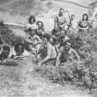 Partigiani e civili sull'Appennino.