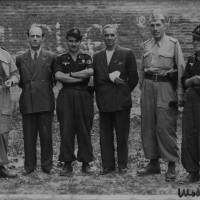 Elementi del battaglione Gorla, una delle tante polizie illegali fasciste.