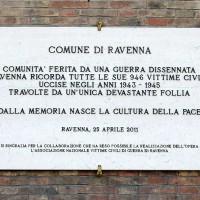 Lapide a ricordo delle vittime civili
