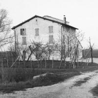 Una delle case partigiane a Rovereto sulla Secchia.