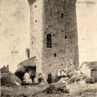 Palaveggio, cartolina storica