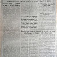 La lotta, maggio 1944