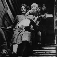 Discesa in un rifugio antiaereo