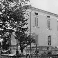 """La """"Villa delle torture"""" a S. Giuliano di Castelvetro, dove passarono partigiani delle SAP di pianura sottoposti agli interrogatori delle SS italiane del tenente Lombardo."""