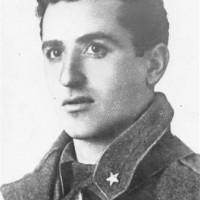 """Mario Musolesi """"Lupo"""", comandante della brigata Stella rossa."""