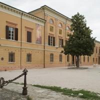 Biblioteca Malatestiana oggi (foto dell'autore)