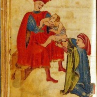 Volume parte della raccolta composta da 1612 di manoscritti ebraici miniati conservati presso la Biblioteca Palatina di Parma
