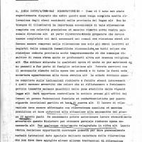 Documento inviato ai Comuni che contiene l'ordine di censimento degli ebrei