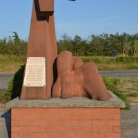 Monumento celebrativo della strage del ponte Felisio.