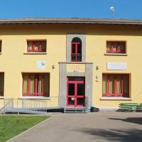 Le scuole di Case Cerbiani oggi