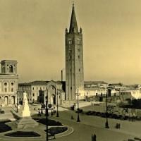 Piazza Saffi, anni '30