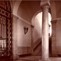 Palazzo Serughi, interno