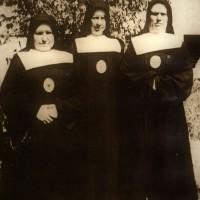 Suor Valeriana Collini, Suor Pierina Silvetti e Suor Elvira Ghirardi