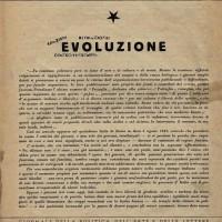 Stampa clandestina, Italia giovane