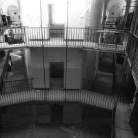 Interno delle carceri di Piacenza di Palazzo Madama
