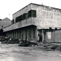 Cesena, l'Arrigoni durante la dismissione (Servizio Urbanistica Cesena)