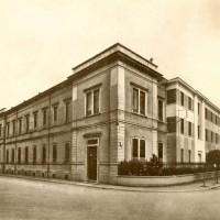L'Istituto Sacra Famiglia negli anni '39-'40 circa