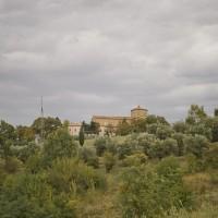 Abbazia di Santa Maria del Monte oggi (foto dell'autore)